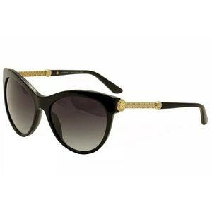NEW Versace Polarized Cat Eye Sunglasses